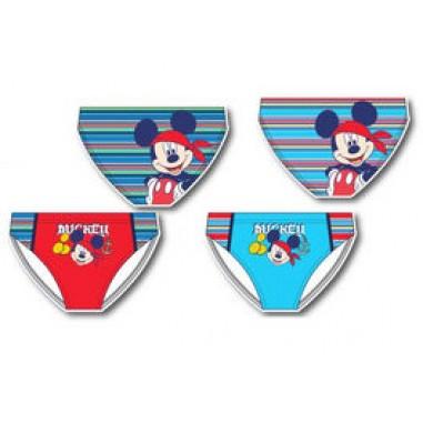 Bañador slip de Mickey