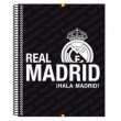 Libreta escolar Real Madrid