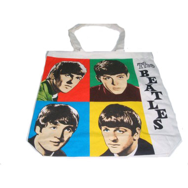 Bolso shopping Beatles