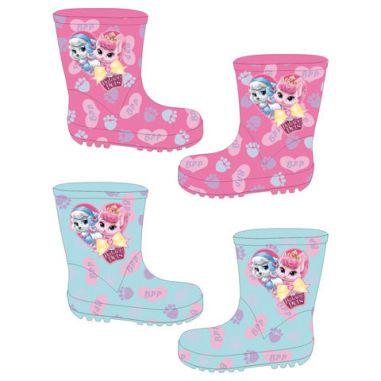 Botas para lluvia de Princesas