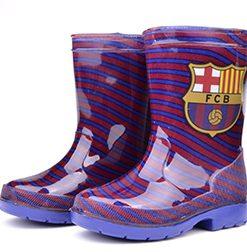 Botas lluvia fc barcelona