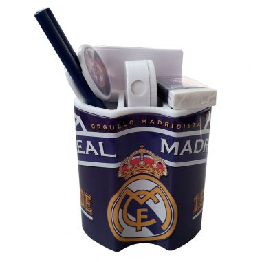 Bote lapicero Real Madrid