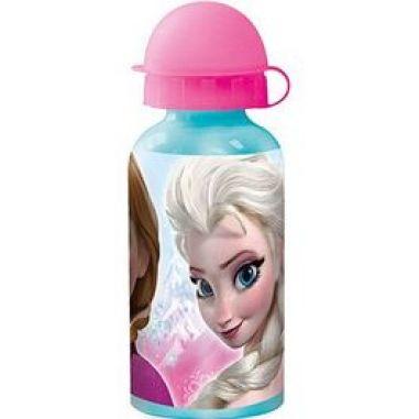 Botella aluminio Frozen