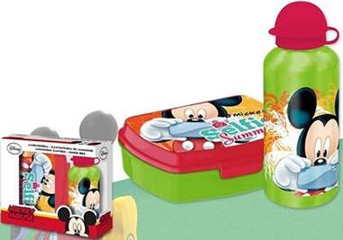 Conjunto meriendas Mickey