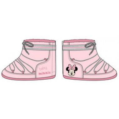 Botitas para bebe de Minnie