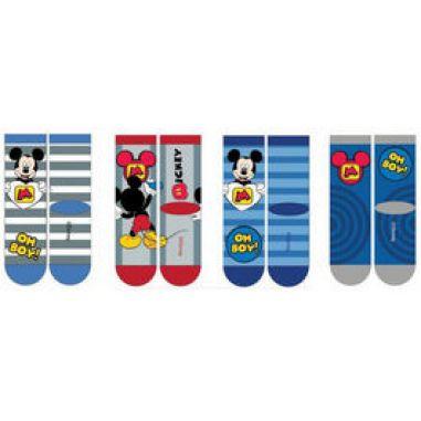Calcetines para niños de Mickey