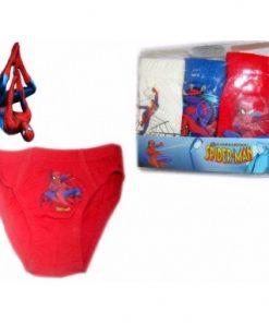 Calzoncillos infantiles Spiderman