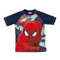 Camiseta protectora Spiderman