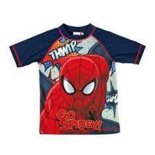 Camiseta protectora Spiderman