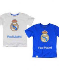 Camiseta para el verano del Real Madrid