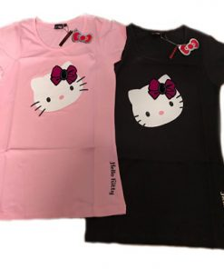 Camiseta infantil de Hello Kitty