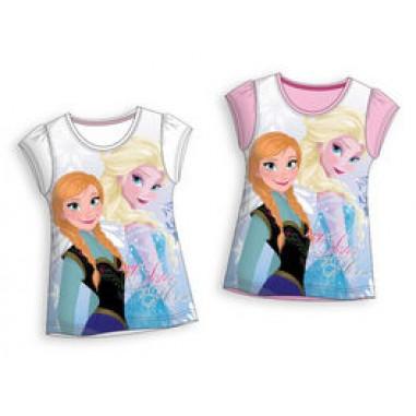 Camiseta manga corta de Frozen