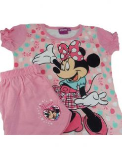 Pijama verano infantil niña Minnie