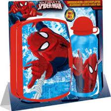 Set meerienda Spiderman