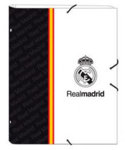 Carpeta escolar Real Madrid