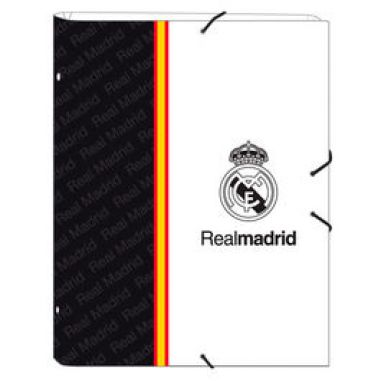 Carpeta escolar Real Madrid