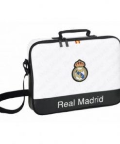 Cartera extraescolar del Real Madrid