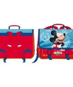 Cartera escolar de Mickey