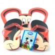Chanclas playa puzzle Mickey 1