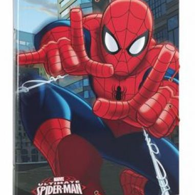 Carpeta clasificador Spiderman