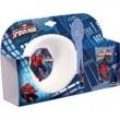 Vajilla infantil Spiderman