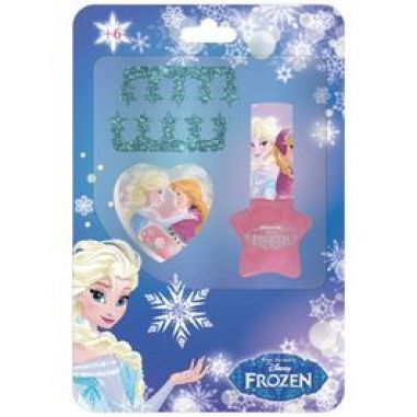 Manicura para niñas de Frozen