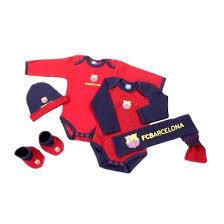 Pack bebe recien nacido Barça  43f504e3f89