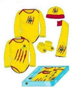 Pack regalo recien nacido Fc Barcelona