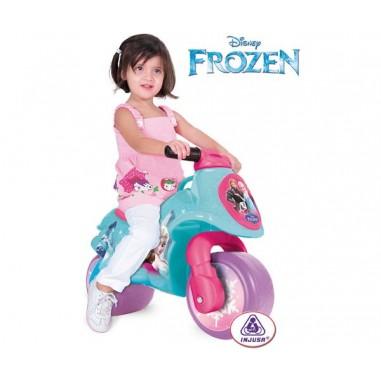 Moto correpasillo Frozen