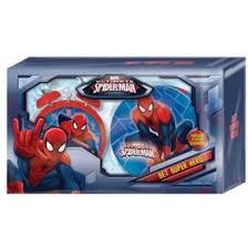 Conjunto regalo Spiderman