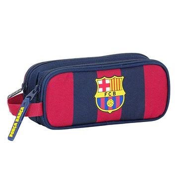 Estuche doble Fc Barcelona