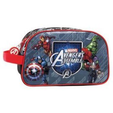 Estuche neceser Avengers