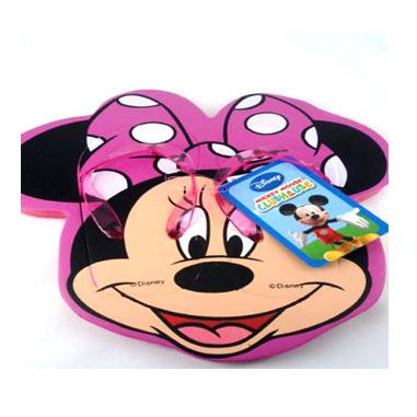 Chanclas playa para niña de Minnie