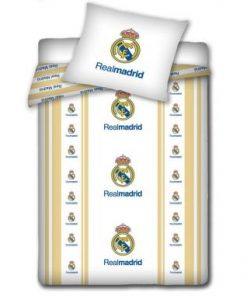Funda nordica cama Real Madrid