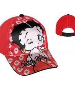 Gorra juvenil Betty Boop
