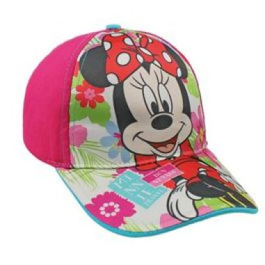 Gorra infantil para niñas de Minnie