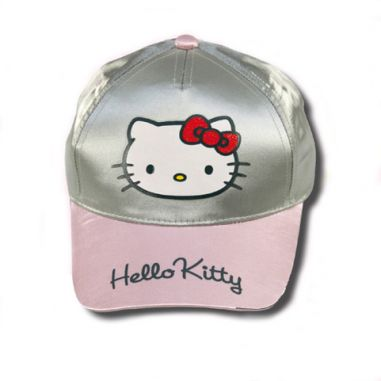 Gorra infantil niña Hello Kitty