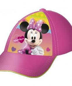 Gorra infantil niña Minnie