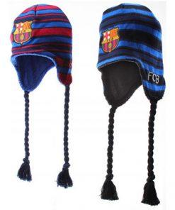 Gorro infantil F C Barcelona