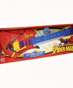 Guitarra infantil Spiderman