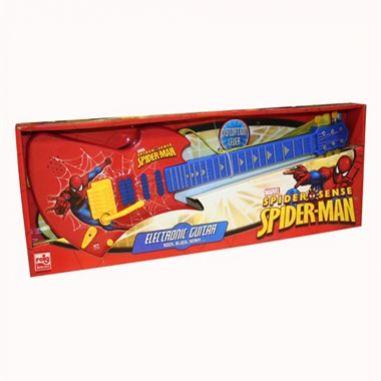 Guitarra infantil Spiderman