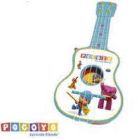 Guitarra 4 cuerdas Pocoyo