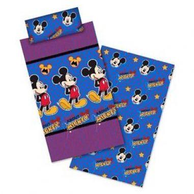 Juego de sabanas infatil de Mickey