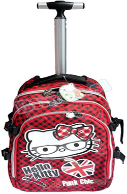 Mochila trolley Hello Kitty
