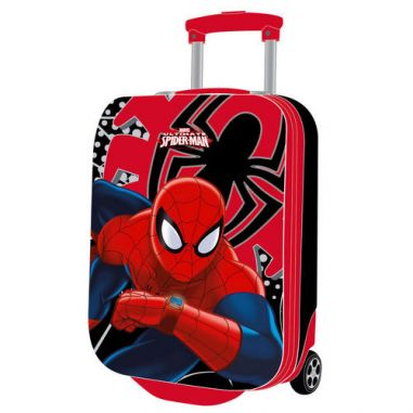 Maleta trolley infantil Spiderman
