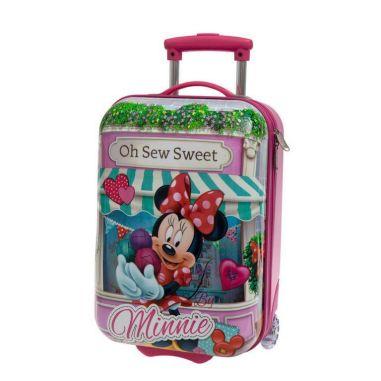Maleta trolley abs Minnie Mouse. Marcador de posición. Bloc notas Fc  Barcelona azulgrana ... 78d090bd6a2