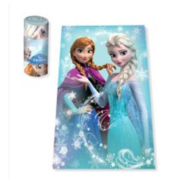 Manta polar para niñas de Frozen