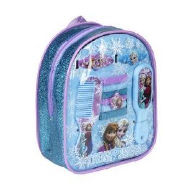 Mochila con accesorios del pelo Frozen