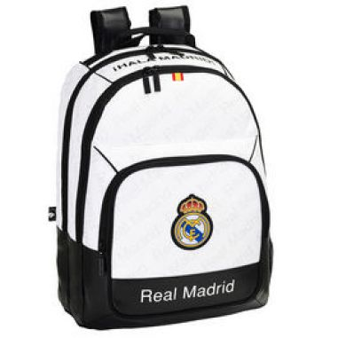 Mochila escolar grande Real Madrid