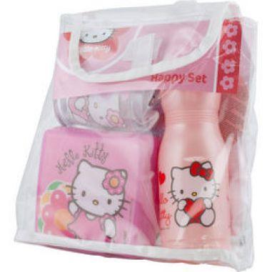 Mochila portamerienda Hello Kitty